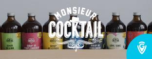 Gagnez une carte-cadeau de 250$ chez Monsieur Cocktail en collaboration avec le site de Guide Vacances!