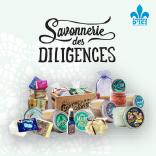 Gagnez un panier cadeau de l'entreprise québécoise la Savonnerie des Diligences!