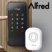 Gagnez une serrure intelligente à écran tactile Alfred et le pont Wi-Fi compatible!