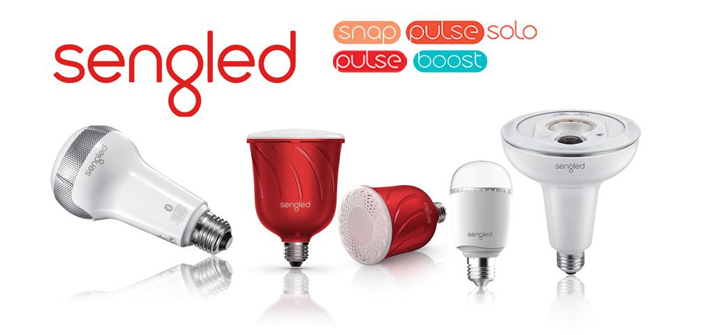 Gagnez des ampoules qui servent aussi de haut-parleurs, de caméra et d'amplificateur Wi-Fi!