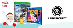 Gagnez l'un des 8 jeux de l'année signé Ubisoft pour PlayStation 4 ou Xbox One