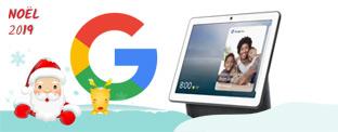 Gagnez le plus récent assistant vocal avec écran de Google, le Nest Hub Max!