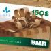 Gagnez l'une des deux cartes-cadeau de 150$ chez Groupe BMR!