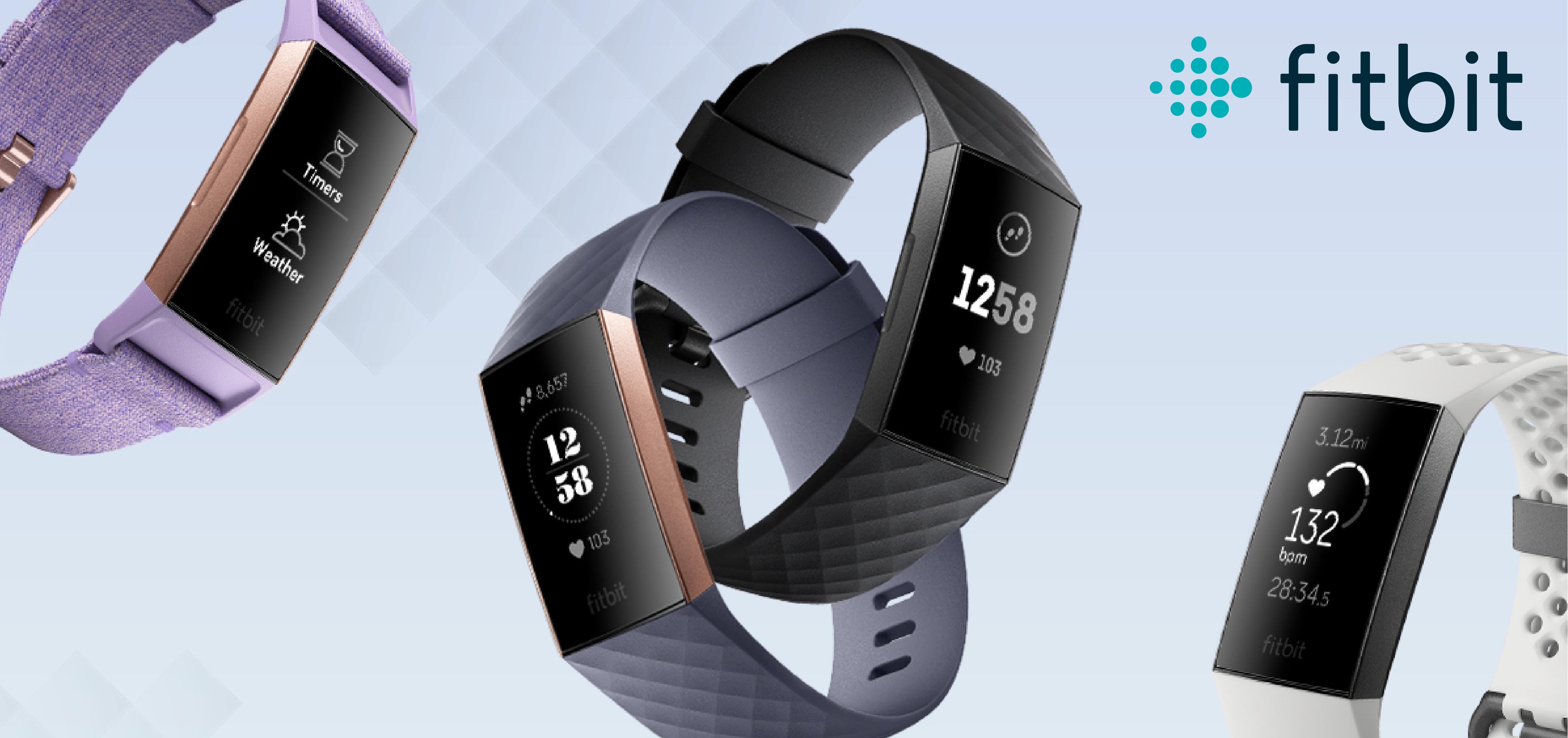 Gagnez un bracelet d'activité Fitbit pour suivre toutes vos activités physiques
