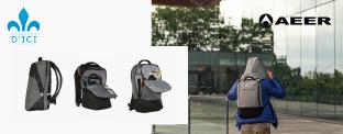 Gagnez l'un des trois sacs à dos résistants et imperméables de la marque Aeer!