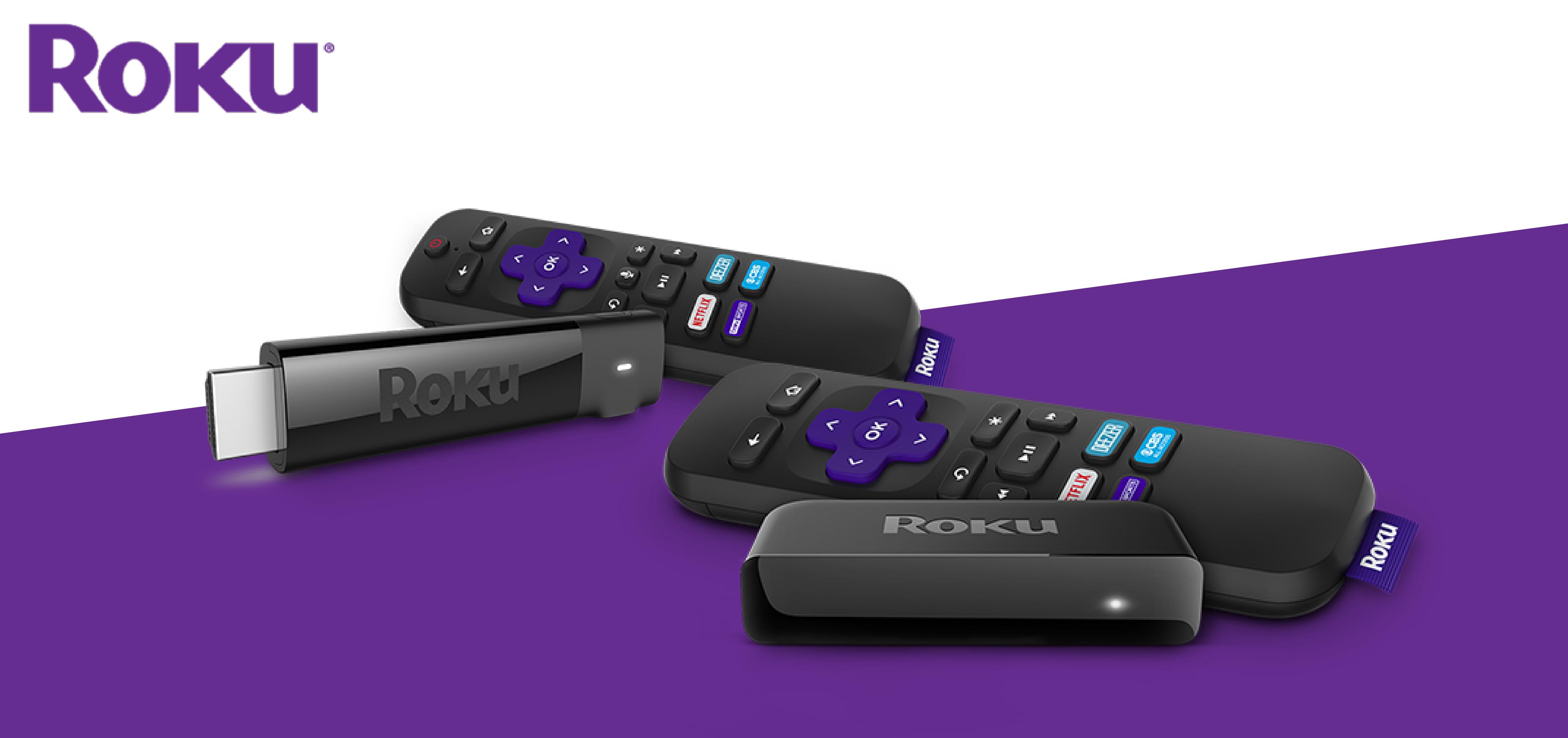 Gagnez un appareil Roku pour rendre votre télévision intelligente