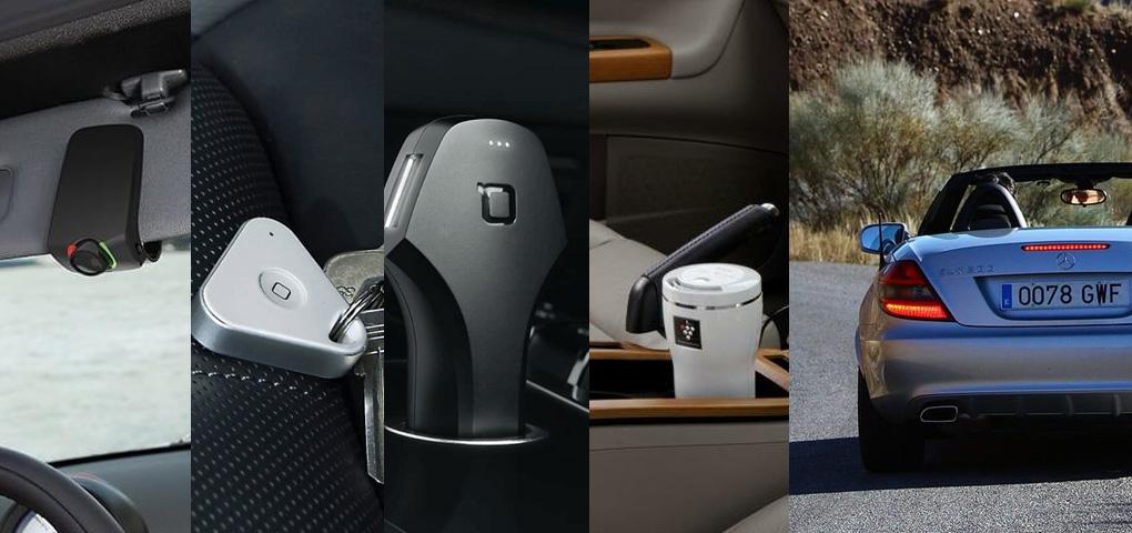 Retrouvez facilement où vous avez garé votre voiture avec cet ensemble de gadgets!