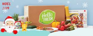 Gagnez l'une des deux cartes cadeaux de 129,99$ pour des repas prêts à cuisiner HelloFresh