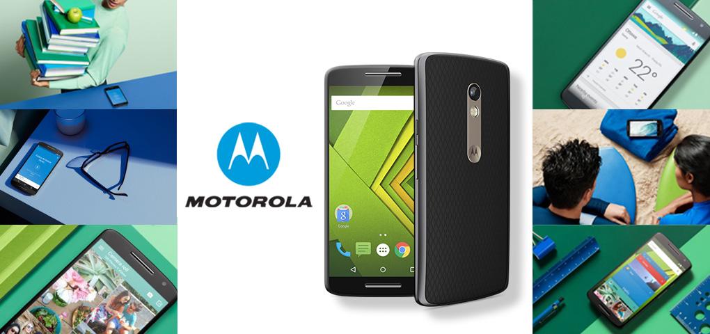 Gagnez un téléphone Moto X Play doté d'une caméra de 21 mpx!