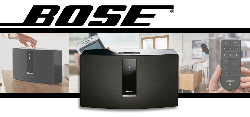 Gagnez un haut-parleur Bose contrôlable avec votre téléphone intelligent!