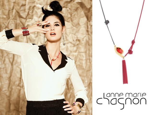 Gagnez un collier réversible signé Anne-Marie Chagnon!