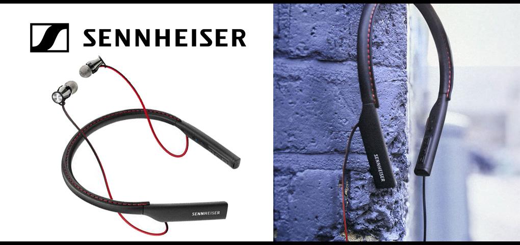 Gagnez une paire d'écouteurs Bluetooth HD1 In-Ear de Sennheiser!