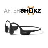 Gagnez l'une des deux paires d'écouteurs à conduction osseuse Aeropex d'Aftershokz!
