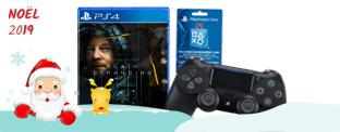 Gagnez ce paquet PlayStation qui inclut manettes, jeu et carte cadeau PlayStation Store