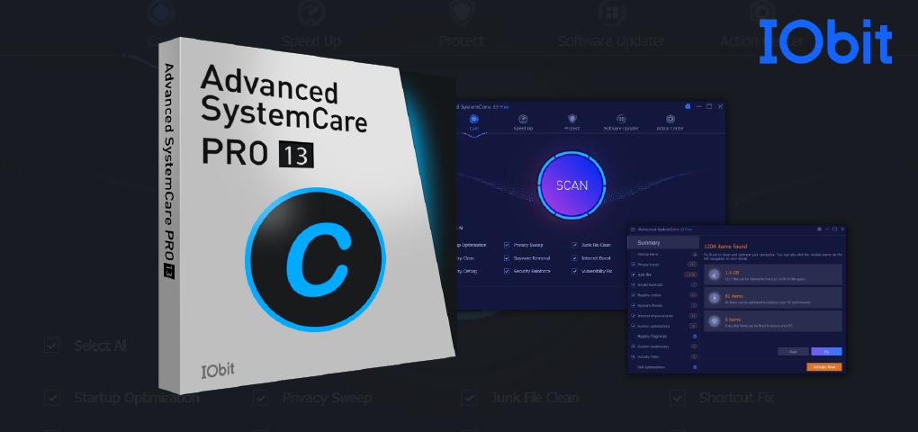 Gagnez une licence du logiciel Advanced SystemCare 13 Pro pour nettoyer et protéger votre PC