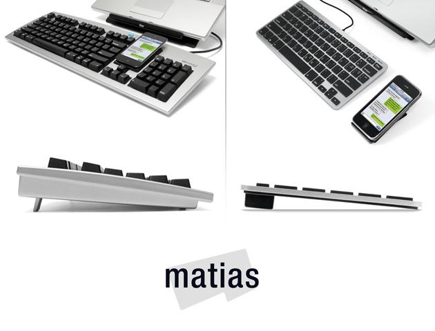Gagnez un clavier pour votre ordi et votre cellulaire!