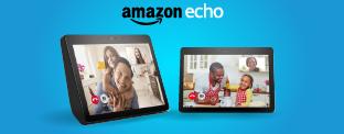 Gagnez l'Echo Show, le plus récent assistant vocal avec écran d'Amazon!