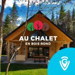 Gagnez un forfait de 4 nuits pour 4 personnes Au Chalet en Bois Rond en collaboration avec Guide Vacances!