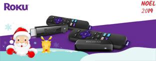 Gagnez un lecteur de diffusion en continu Roku pour rendre votre télé intelligente