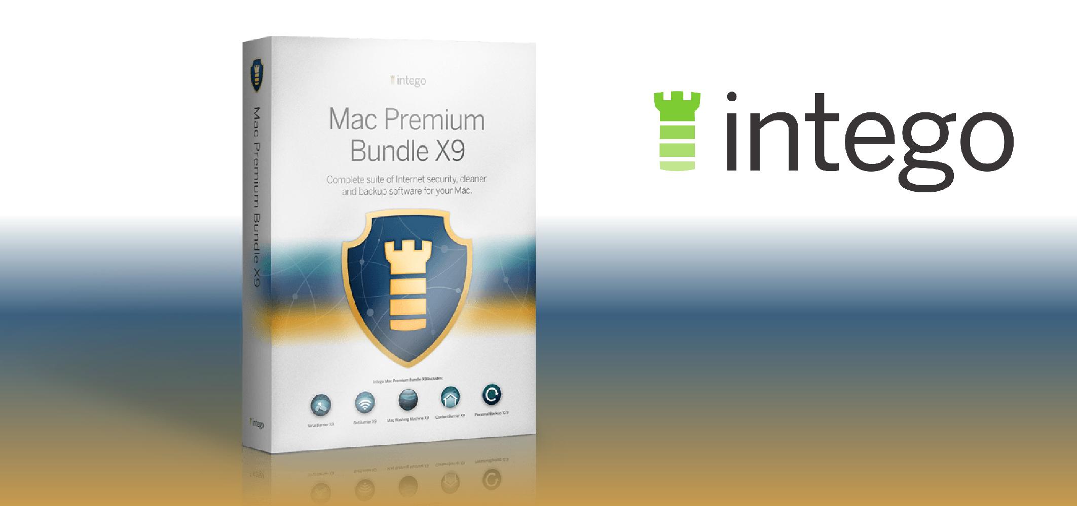 Gagnez une licence pour protéger votre ordinateur Apple avec Mac Prenium Bundle X9 d'Intego