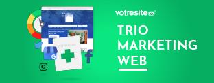 Gagnez un trio marketing web avec votresite.ca!