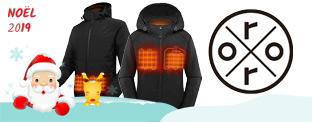 Gagnez une veste chauffante Ororo et passez le reste de l'hiver bien au chaud!