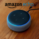 Gagnez le discret petit assistant vocal Echo Dot d'Amazon!