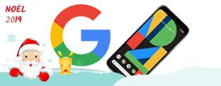 Gagnez le Pixel 4, le plus récent téléphone de Google à la caméra exceptionnelle!