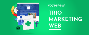 Gagnez un trio marketing web de chez votresite.ca!